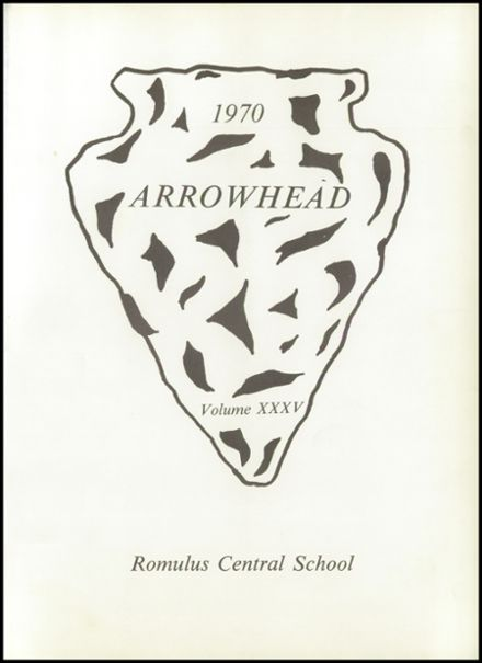 1970 Romulus Central High School Yearbook Page 5
