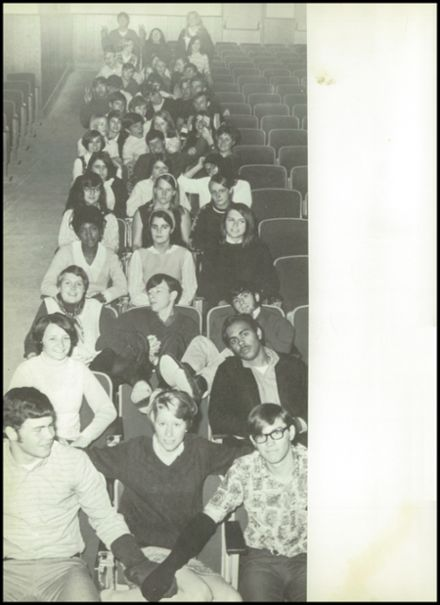 1970 Romulus Central High School Yearbook Page 8