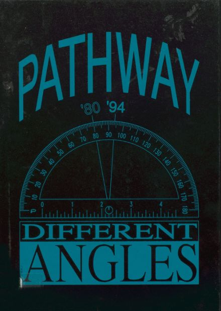 1994 Pathway School of Discovery Yearbook Cover