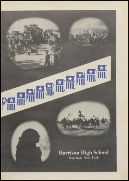 1941 Harrison High School Yearbook Page 7