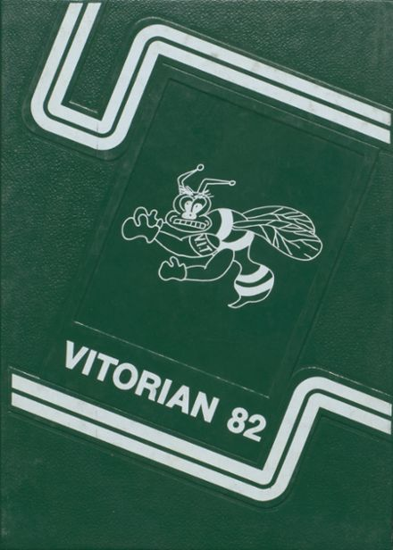 1982 V.I.T. High School Yearbook Cover