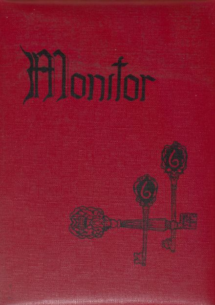 1966 Middleburg High School Yearbook Cover