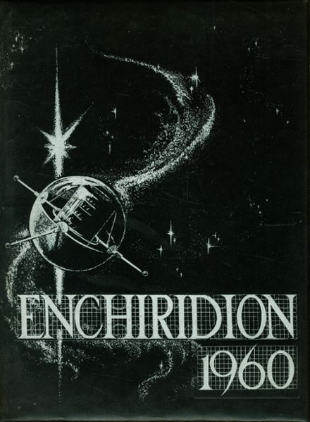 1960 Lower Merion High School Yearbook Cover
