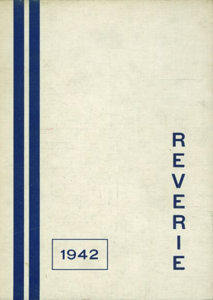 1942 Normal Community High School Yearbook Page 1