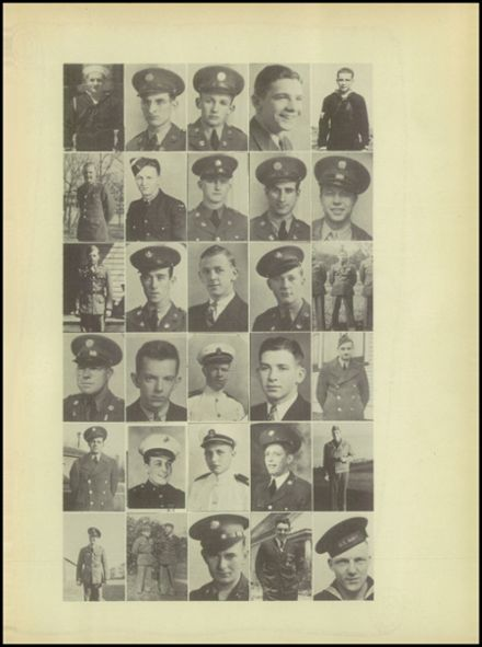 1942 Normal Community High School Yearbook Page 7