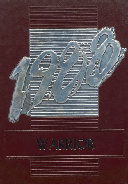1988 Oaks-Mission High School Yearbook Cover