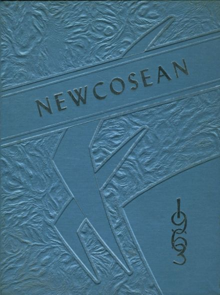 1963 Newcomerstown High School Yearbook Cover