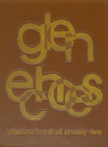 1972 Central Catholic High School Yearbook Cover