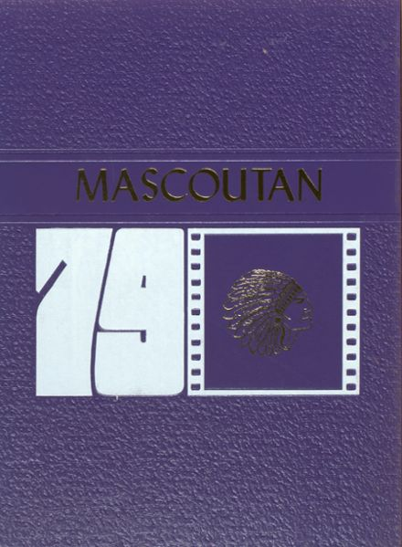 1979 Mascoutah High School Yearbook Cover