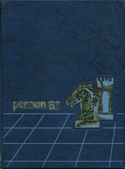1983 Norwin High School Yearbook Cover