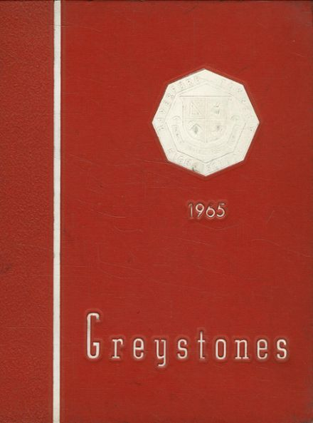 1965 Haverford High School Yearbook Cover