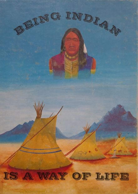 1979 Intermountain Indian High School Yearbook Cover