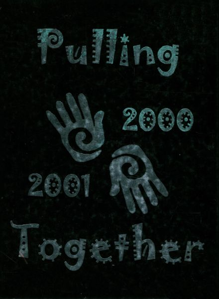 2001 Mother Cabrini High School Yearbook Page 1