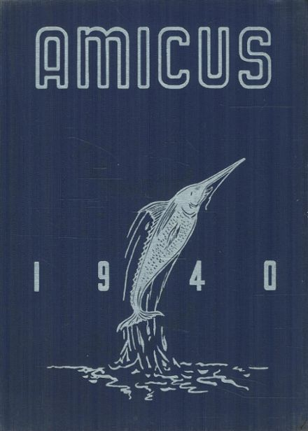1940 Westtown High School Yearbook Cover