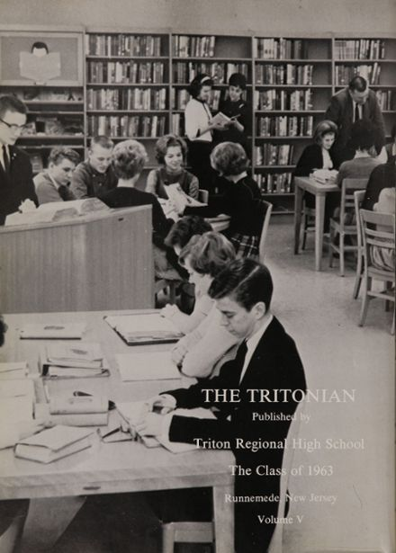 1963 Triton Regional High School Yearbook Page 6