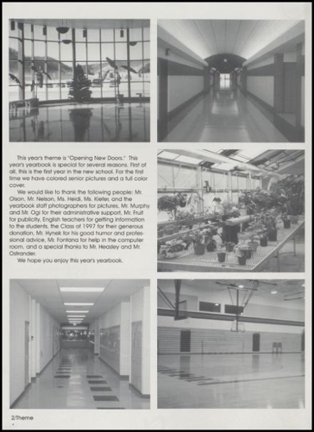 1997 Richland Center High School Yearbook Page 6