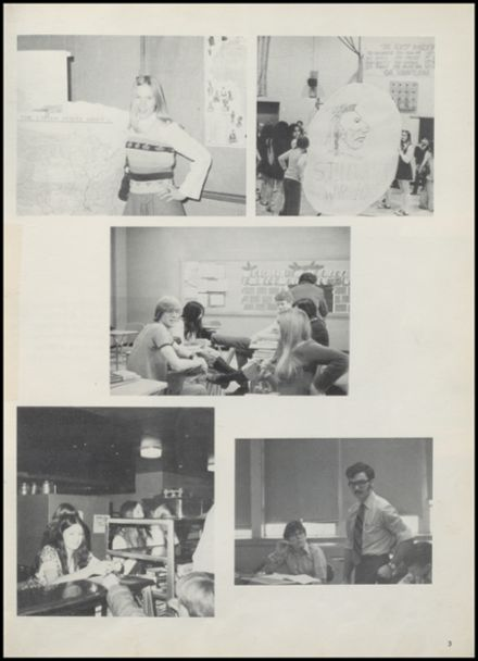 1973 Stillwater High School Yearbook Page 7