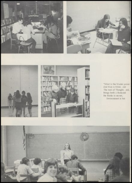 1973 Stillwater High School Yearbook Page 8