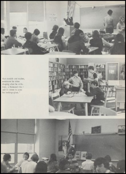1973 Stillwater High School Yearbook Page 9