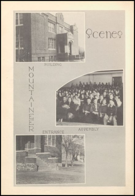 1939 Mineral Wells High School Yearbook Page 8