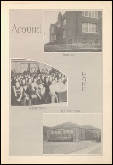 1939 Mineral Wells High School Yearbook Page 9