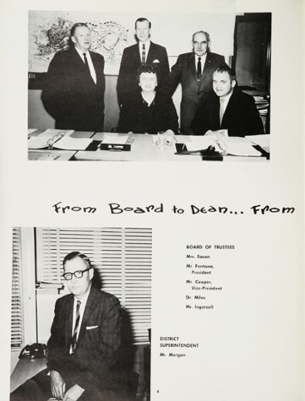 1964 Westmoor High School Yearbook Page 8