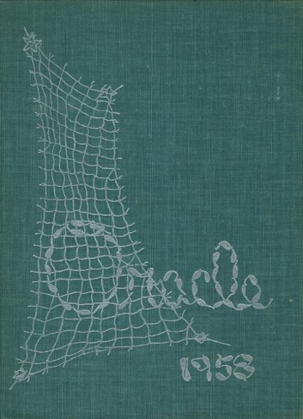 1958 White Plains High School Yearbook Cover