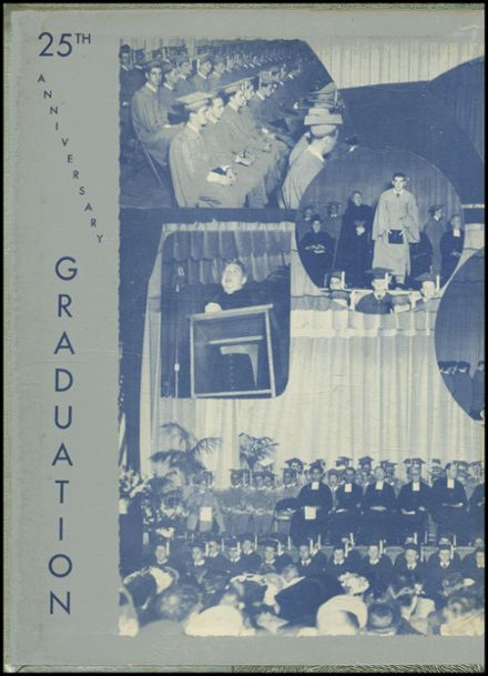 1951 Mt. St. Michael Academy Yearbook Page 2