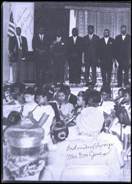 1963 Jones High School Yearbook Page 2
