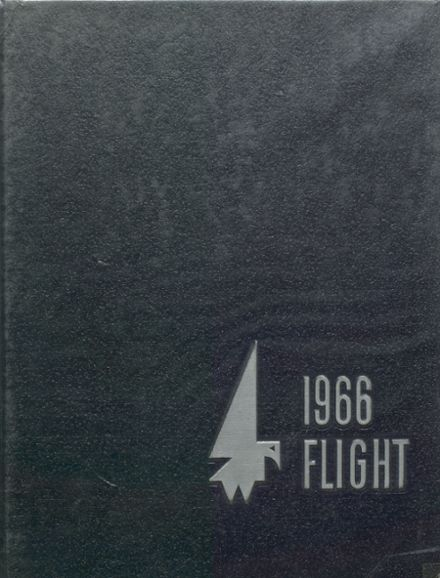 1966 Edsel Ford High School Yearbook Cover