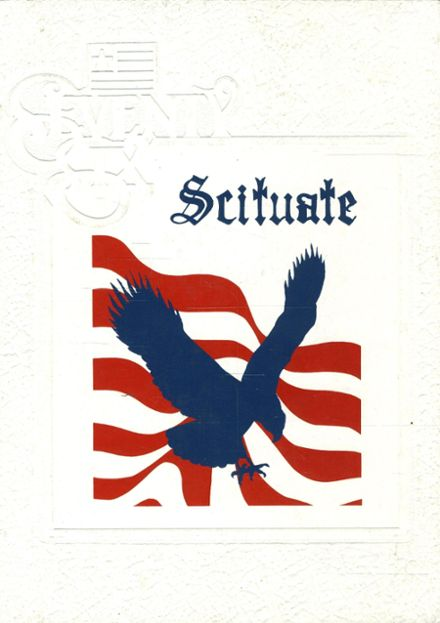 1976 Scituate High School Yearbook Cover