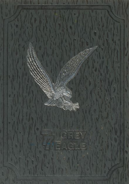 1977 East High School Yearbook Cover