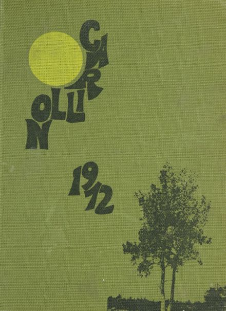 1972 Shenendehowa High School Yearbook Cover