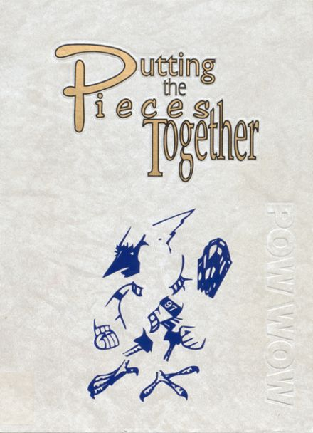 1997 Junction City High School Yearbook Cover