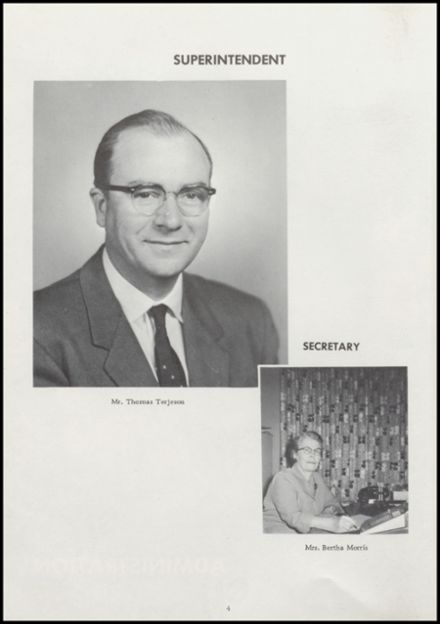 1959 Arlington High School Yearbook Page 8