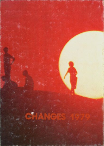 1979 Ajo High School Yearbook Cover