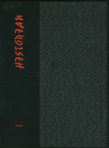 2000 Churchill High School Yearbook Cover