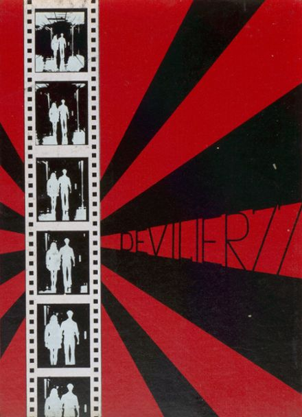 1977 Liberty High School Yearbook Cover