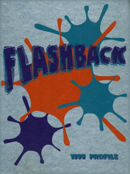 1999 Ellet High School Yearbook Cover