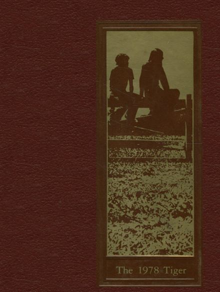 1978 Peterson High School Yearbook Cover