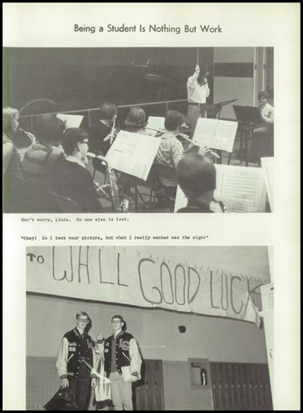 1967 Lake Crystal High School Yearbook Page 7
