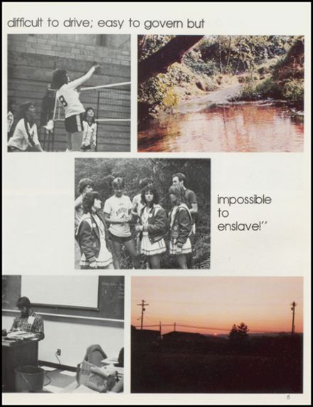 1984 Arlington High School Yearbook Page 9