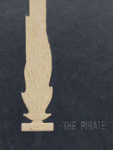 1971 Pyatt High School Yearbook Cover