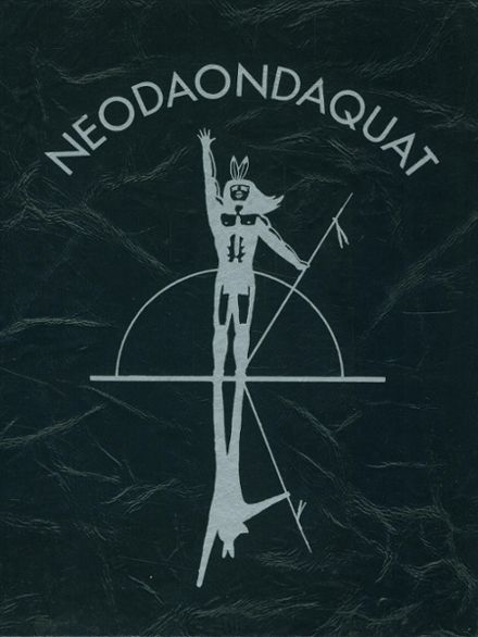 1980 Irondequoit High School Yearbook Cover