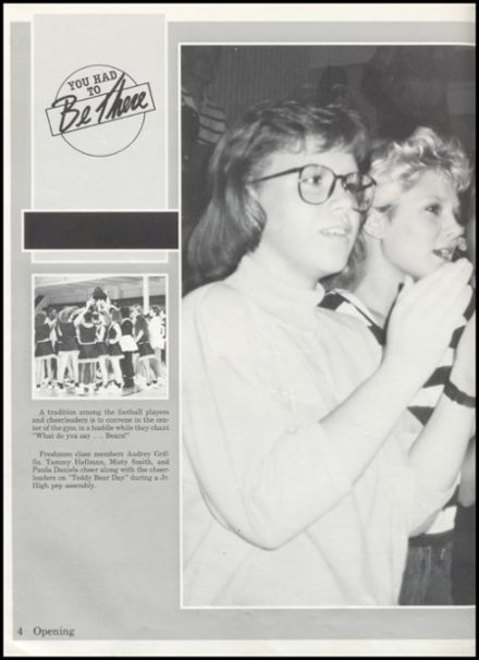 1989 Bearden High School Yearbook Page 8