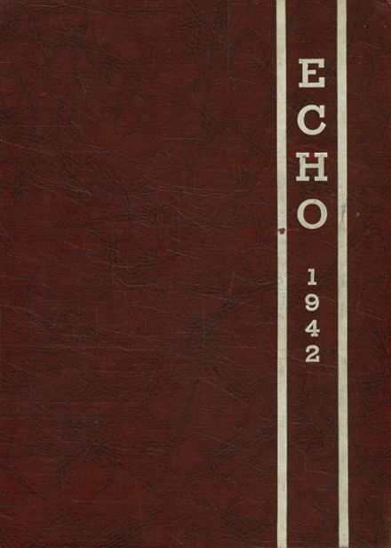 1942 Fayette County High School Yearbook Cover
