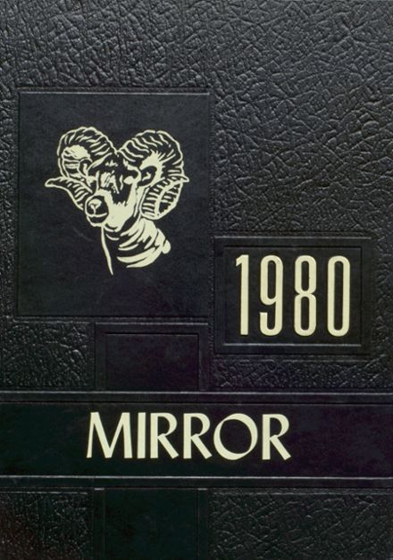 1980 Melvin-Sibley High School Yearbook Cover