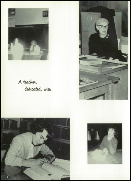 1965 St. Marys High School Yearbook Page 8