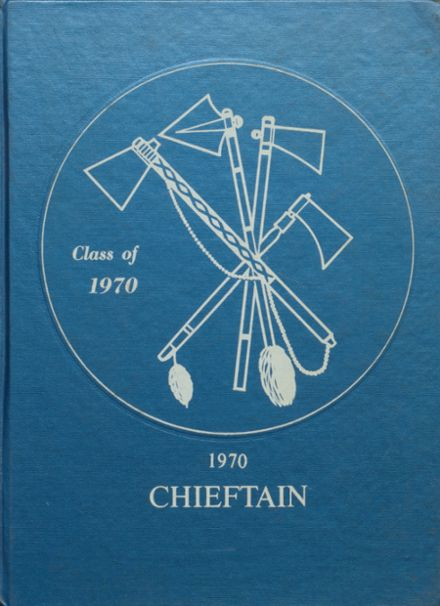 1970 Cohocton Central High School Yearbook Cover