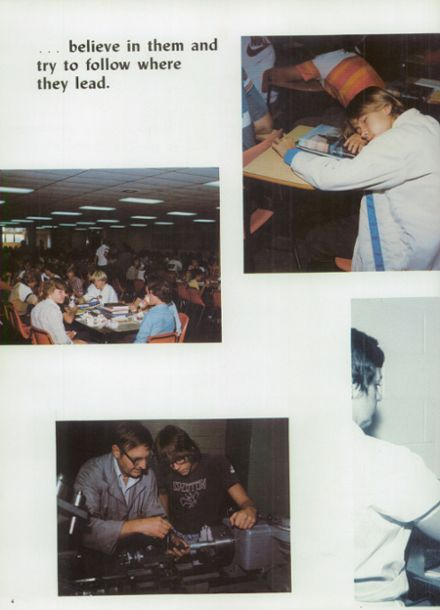 1982 Schaumburg High School Yearbook Page 8